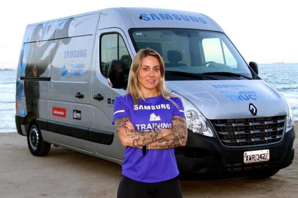 Treinamento funcional Samsung Training Truck Gratuito Rio e Janeiro - Blog do Rio