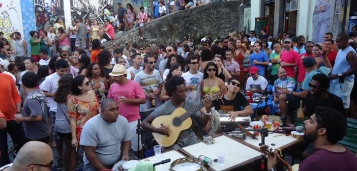 Pedra do Sal - About Rio