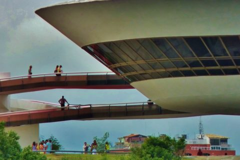 MAC - Museu de Arte Contemporânea | Foto de About Rio | Roteiro Niterói