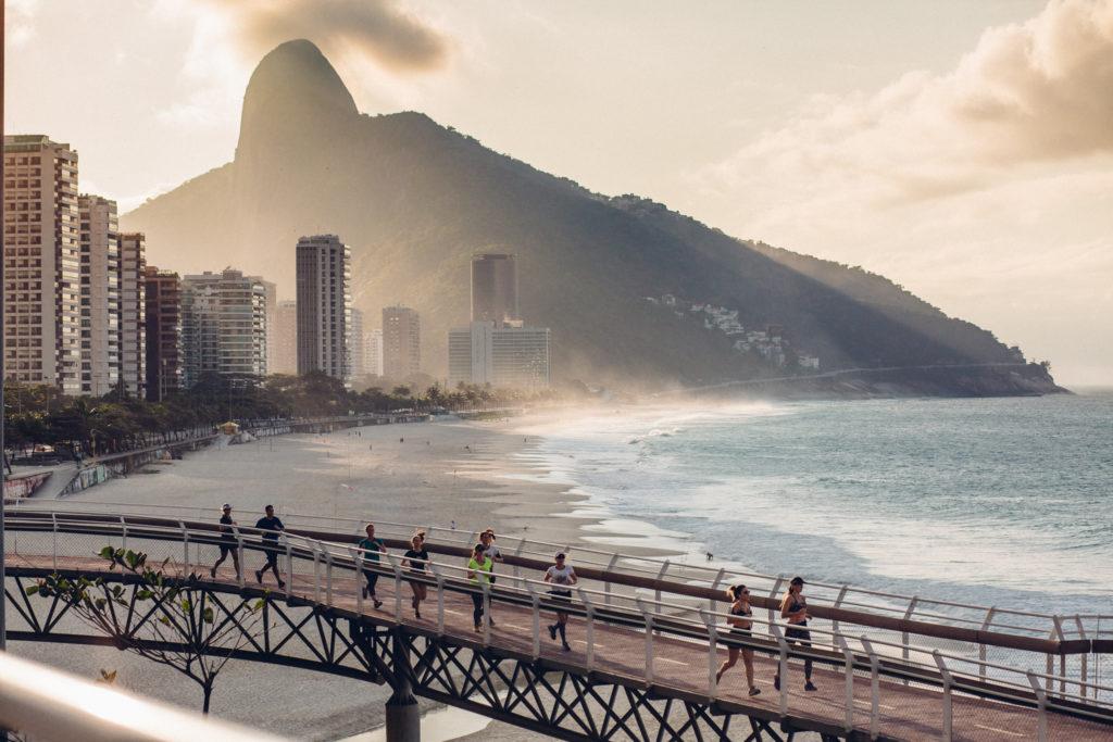 São Conrado - Lugares para correr no Rio