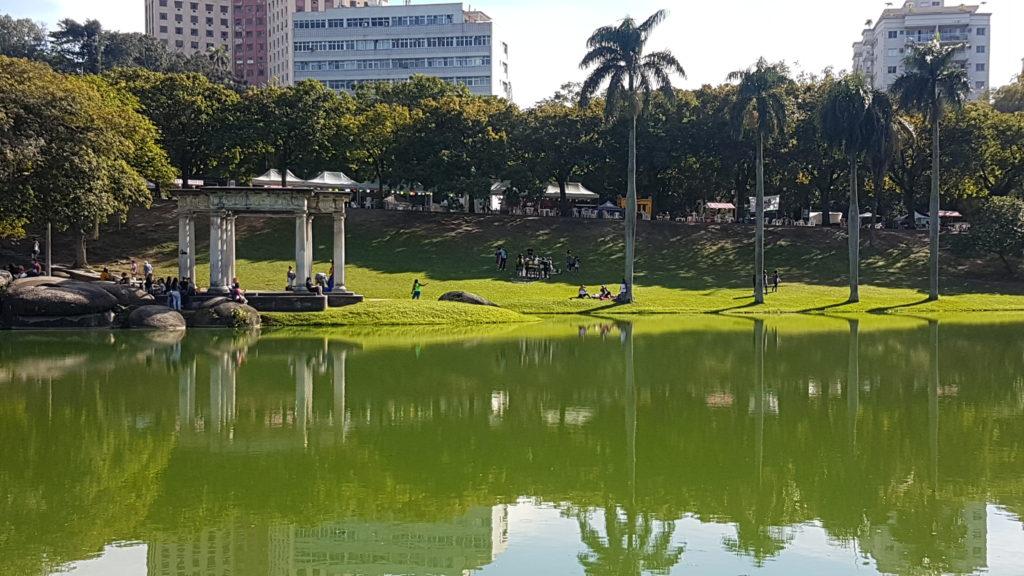 Quinta da Boa Vista - Lugares para correr no Rio