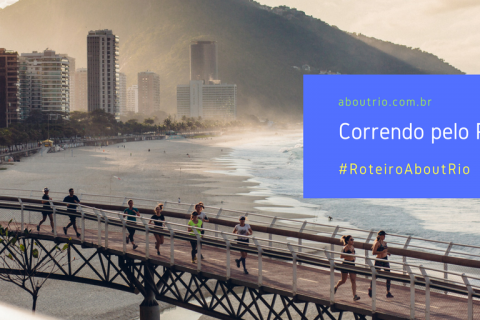 Roteiro onde correr no Rio