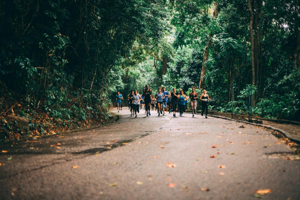 Paineiras - Lugares para correr no Rio