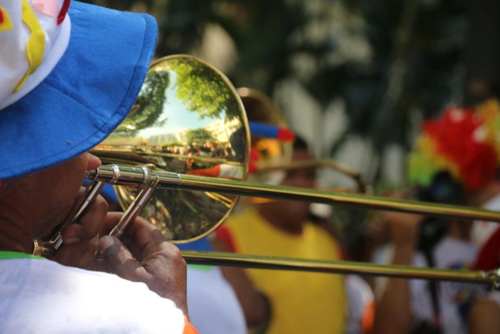 Carnaval | Bloco Desce mas não Sobe