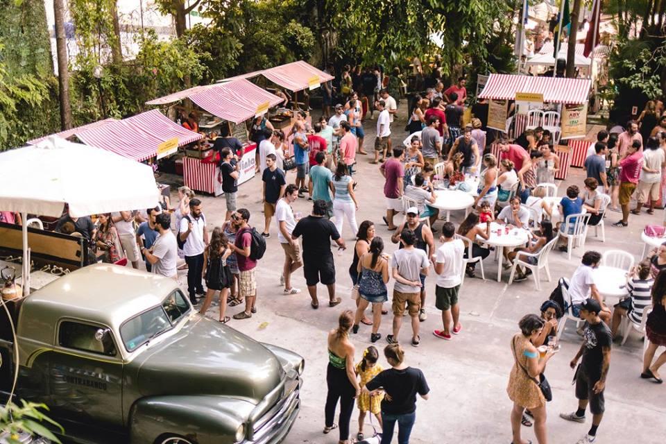 Festival Cervejeiro Carioca + Silo Criativo   Foto divulgação
