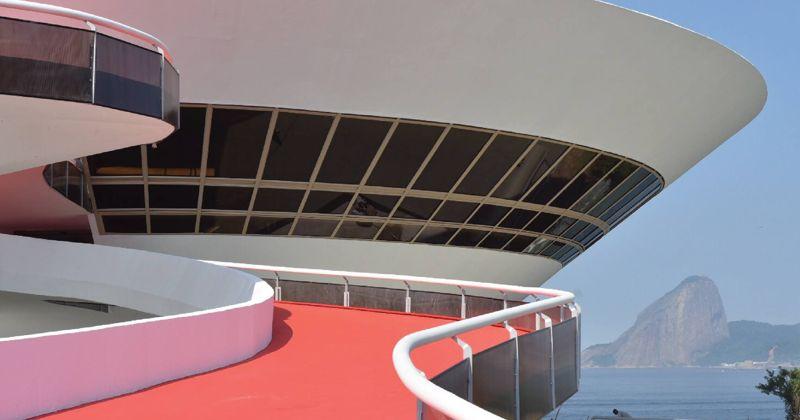 MAC - Museu de Arte Contemporanea Niterói