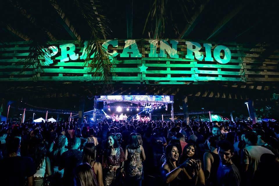 Festival Praça in Rio