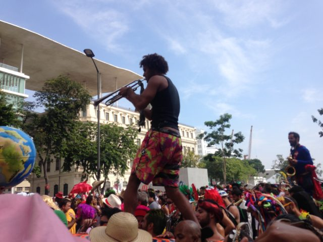 BLoco de Pré Carnaval | Rio de Janeiro | Foto de Renata Feler (About Rio)